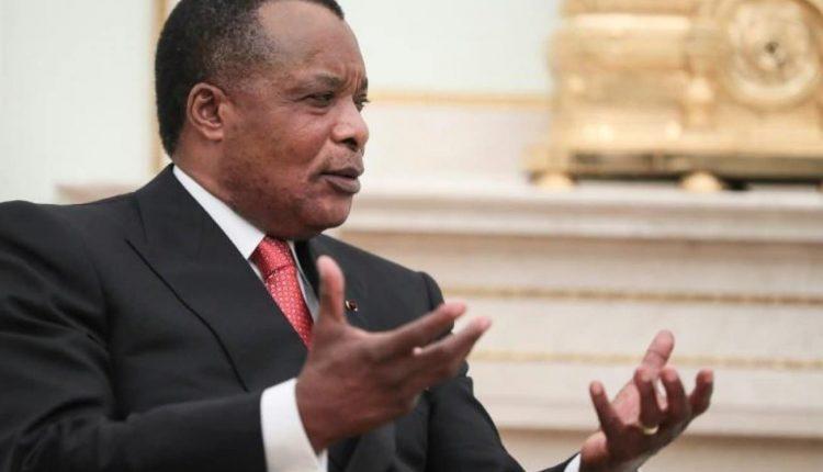 Dénis Sassou Nguesso, président du Congo-Brazzavielle