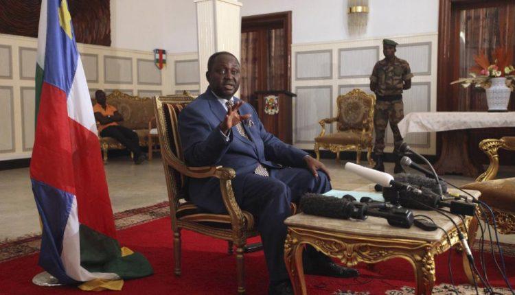 François Bozizé, ancien président centrafricain
