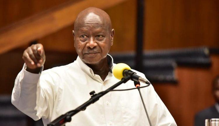 Yoweri Museveni, au pouvoir en Ouganda depuis 1986