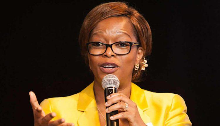 Reckya Madougou, Consultante internationale sur les en Finance inclusive et de développement.
