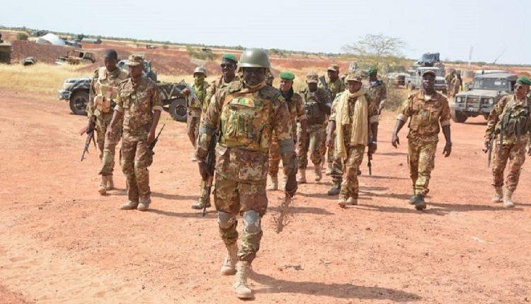 Militaires Maliens