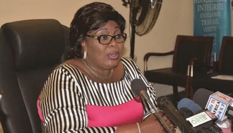Adidjatou Mathyrs, Ministre du Travail, de la Fonction publique @ beninrevele