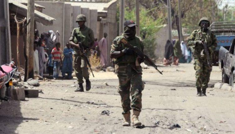 Des militaires dans le NOSO