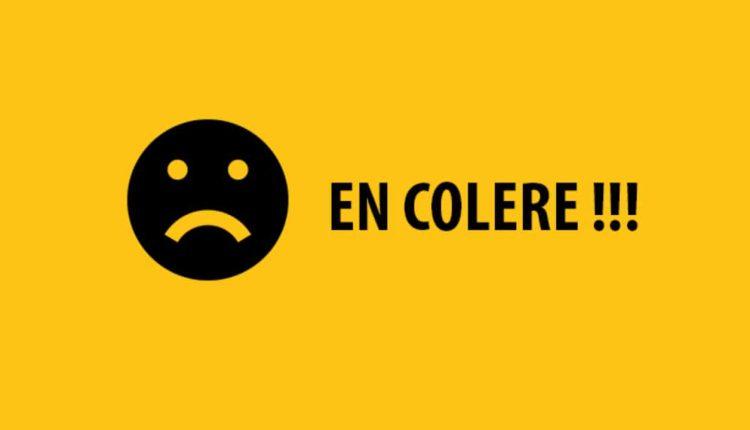 Colère - Grève - Société