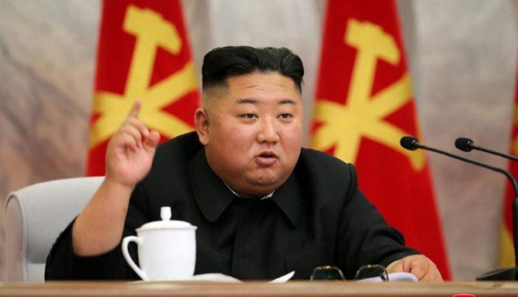 Le dirigeant dela Corée du nord, Kim Jong-Un