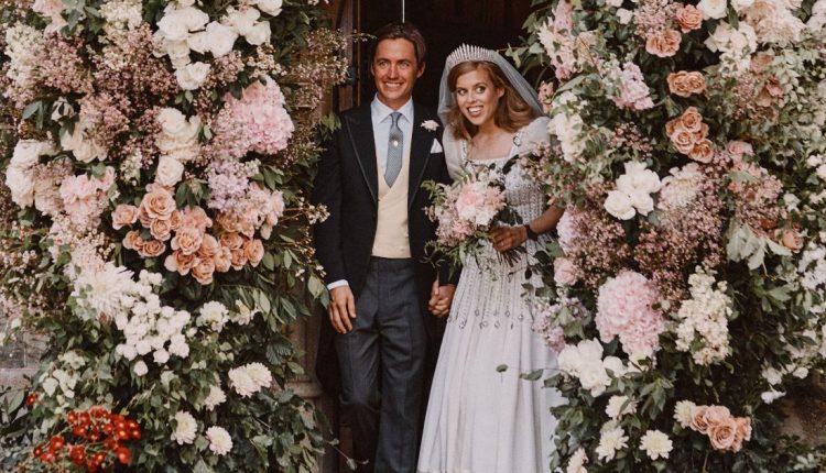 Mariage de Beatrice d'York et Edoardo Mapelli Mozzi @ Urban Fusions