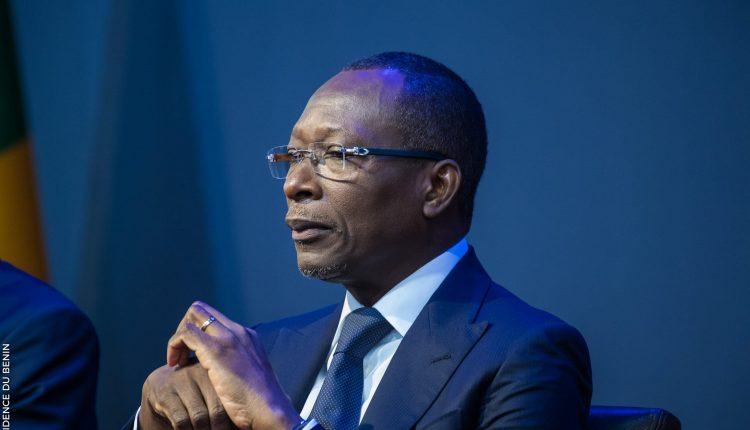 Patrice Talon, président de la République du Bénin.