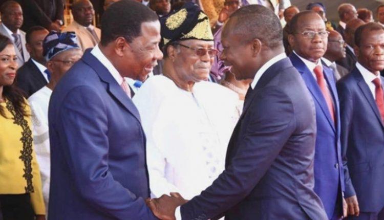 Patrice Talon, Nicéphore Soglo et Boni Yayi Photo: Présidence de la république