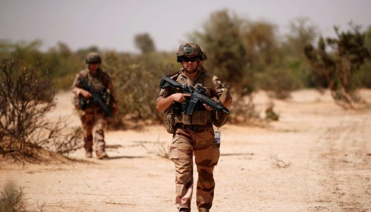 Soldat français tué