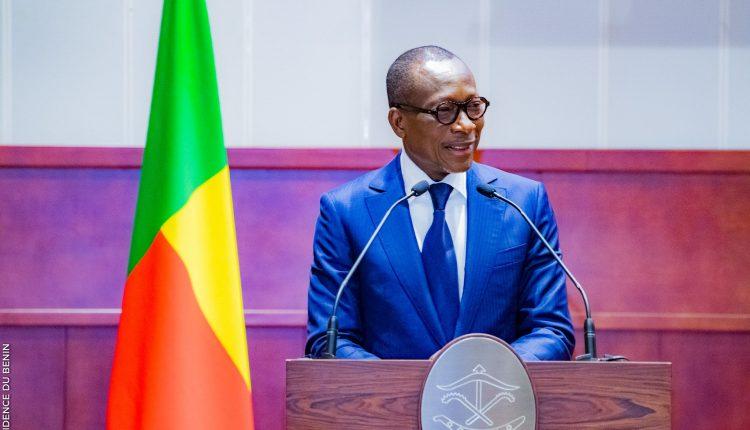 Patrice Talon - Président du Bénin