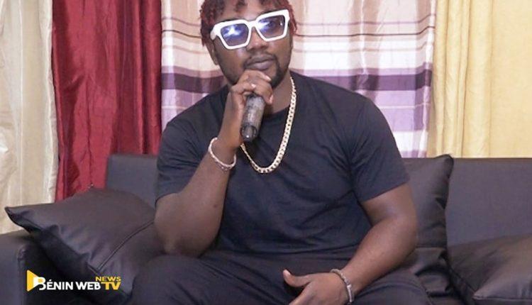 """Ty Mayani, artiste camerounais vivant au Bénin, promoteur de """"De House Night-Club"""""""