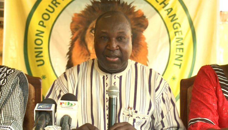 l'ex-chef de file de l'opposition, Zephirin Diabré, nommé ministre de la réconciliation