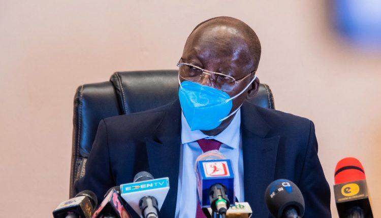 Abdoulaye Bio Tchané, ministre du plan et du développement PH: Présidence Bénin