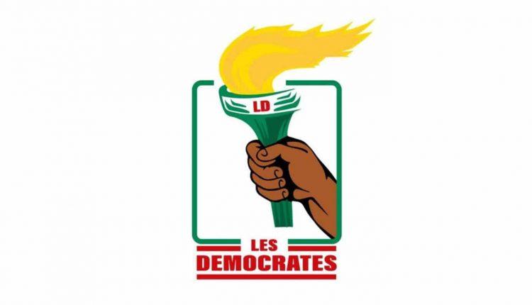Logo du parti Les Démocrates