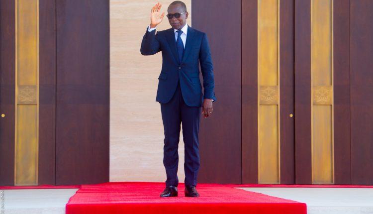 Patrice Talon, président de la République du Bénin PH: Présidence Bénin