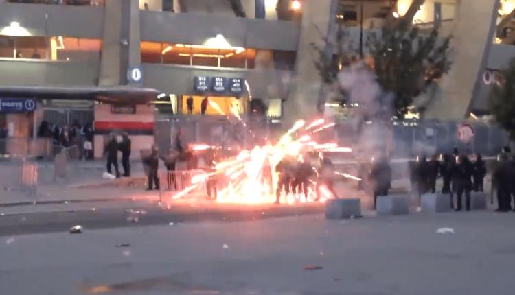 PSG - Bayern : des incidents aux abords du Parc des Princes