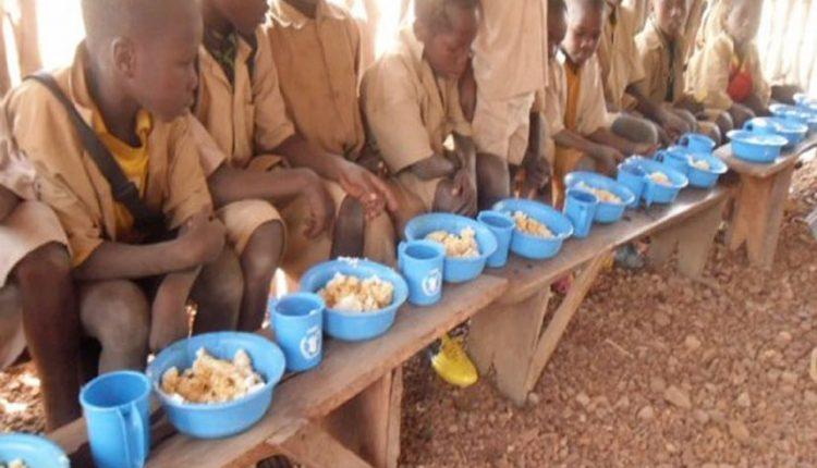 Cantines scolaires au Bénin