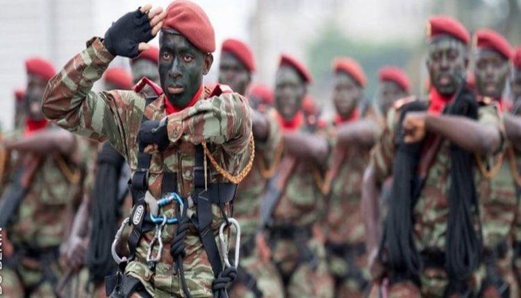 Concours de recrutement militaire de 500 jeunes lancé @ présidence de la république