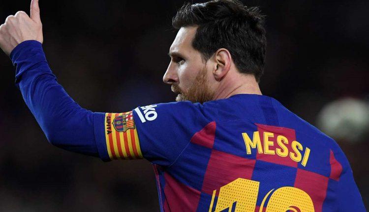 Lionel Messi @ Goal.