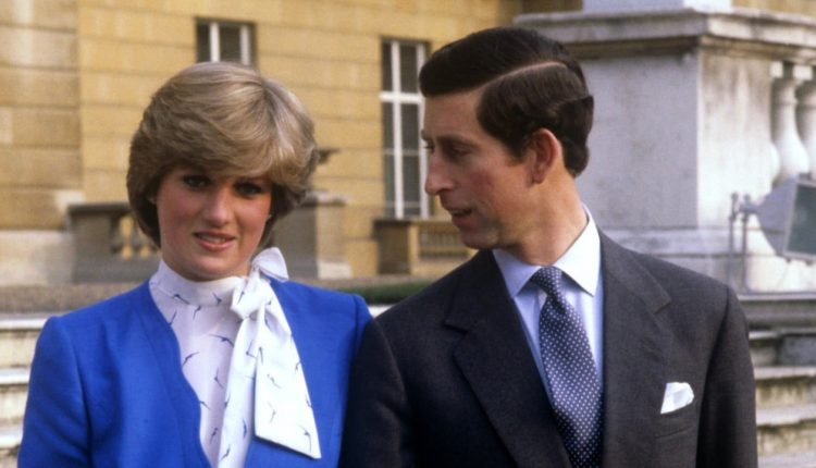 Prince Charle et la princesse Lady Diana @ Voici