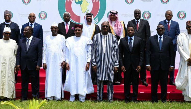 Les dirigeants de la Communauté économique des États de l'Afrique de l'Ouest (Cédéao)