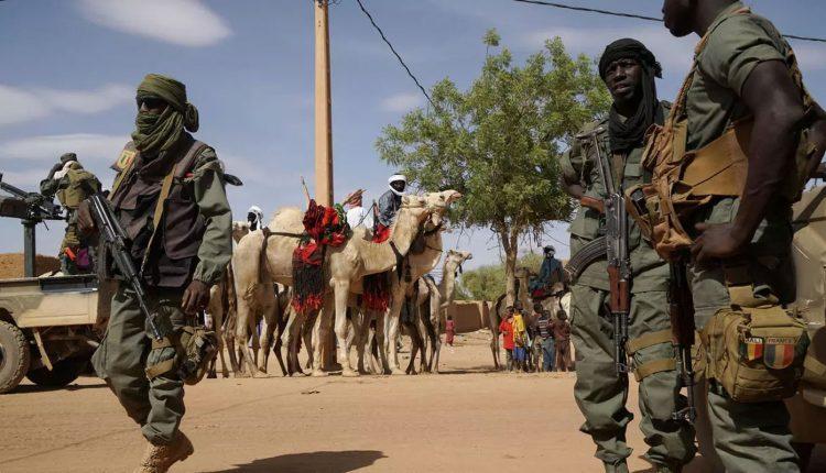 Tentative de coup de coup d'Etat en cours au Mali ?