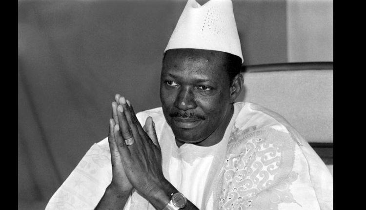 Moussa Traoré, ancien président du Mali