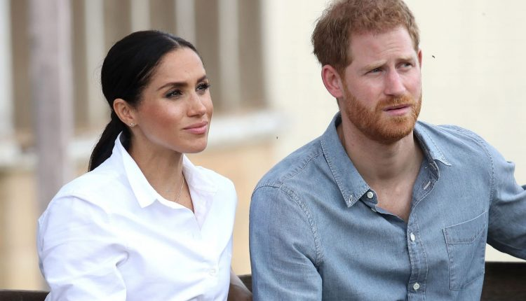 Meghan Markle et le prince Harry @ Town & Country Magazine