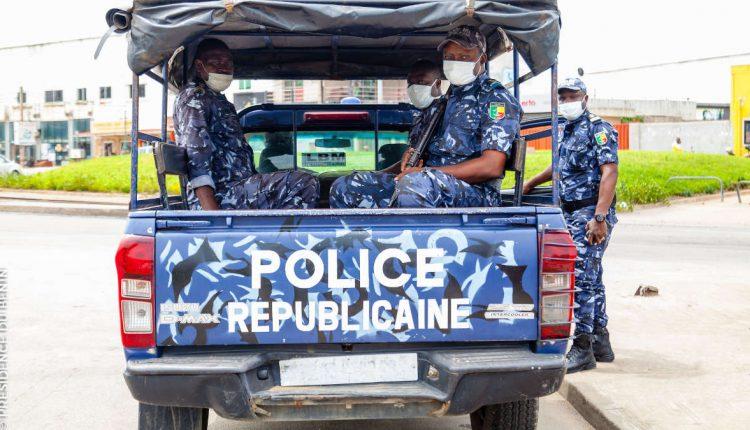 police-republicaine @ Présidence de la république