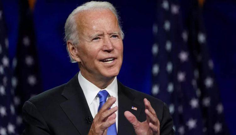 Joe Biden, président des Etats Unis d'Amérique