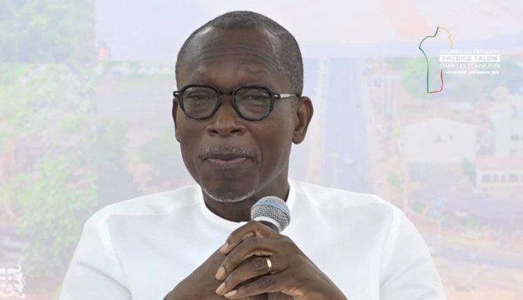 Patrice Talon @ Présidence du Bénin