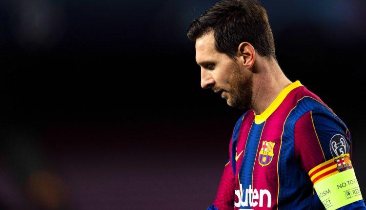 Lionel Messi, sextuple ballon d'or