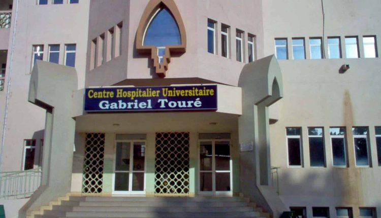 CHU Gabriel Touré de Bamako réhabilité par Marylis BTP