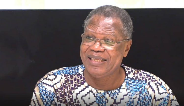 Martin Assogba, président de l'ONG Alcrer.