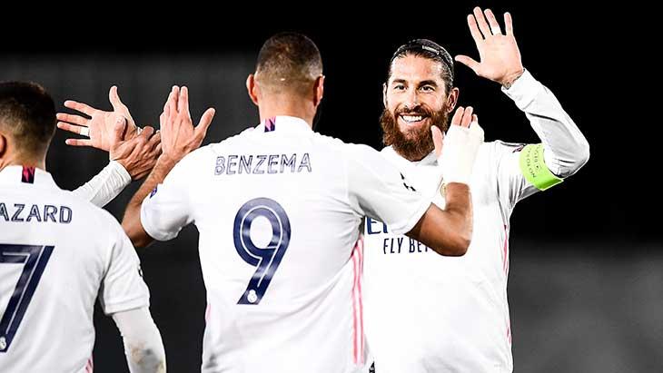 Karim Benzema du Real Madrid