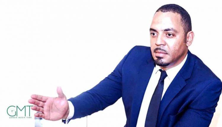 Nicolas Nguema, acteur politique du Gabon