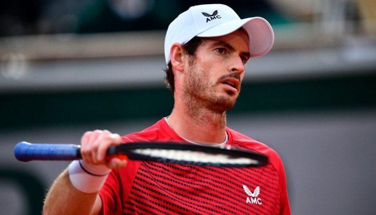 Andy Murray a été testé positif au coronavirus quelques jours avant son départ de Grande-Bretagne pour l'Open d'Australie