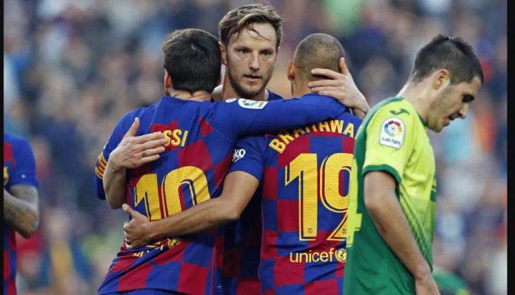 Le Barça s'impose 2-1 face à la Real Sociedad