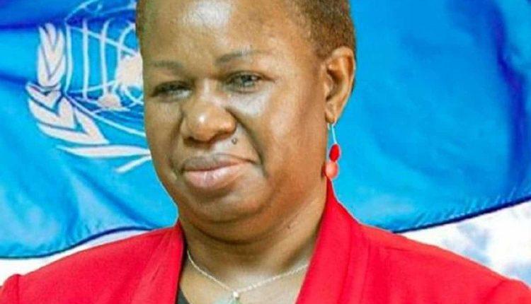 La guinéenne Bintou Keïta