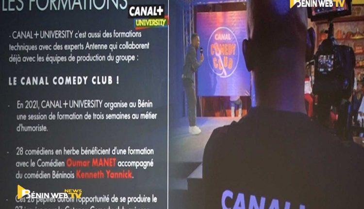 Canal+ Bénin fait le bilan de se projets phares