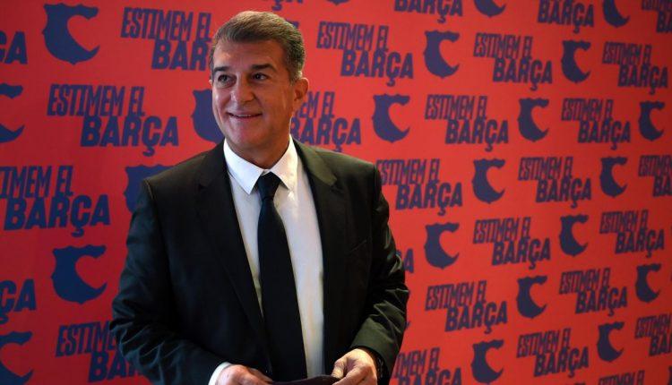 BARCELONE: Laporta s'attaque au PSG et parle de déstabilisation sur le dossier Messi