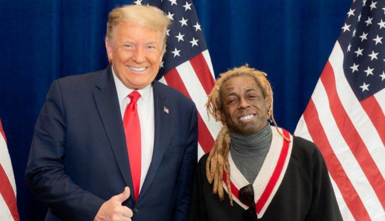 Donald-trump-et-lil-wayne