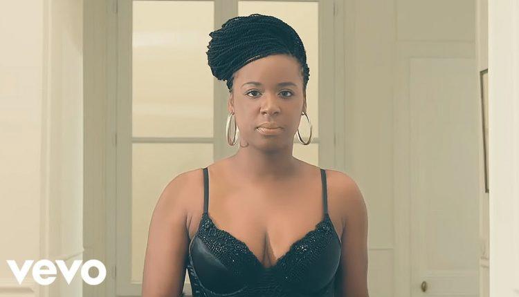 L'artiste camerounaise Charlotte Dipanda