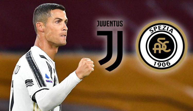 Juventus vs spezia-les compos probables