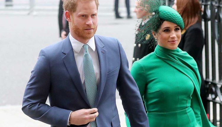 Le prince Harry et Meghan Markle au Commonwealth Day 2020| CRÉDITS: CHRIS JACKSON / GETTY