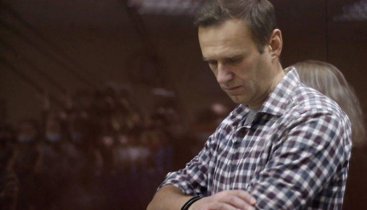 L'opposant russe Navalny