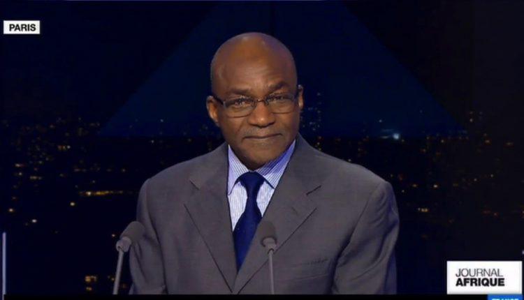 Le député Saleh Kebzabo