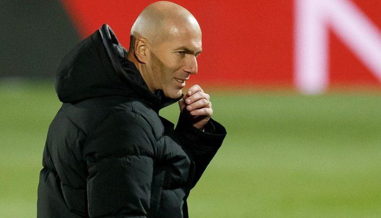 zinedine Zidane ne quittera pas le real madrid
